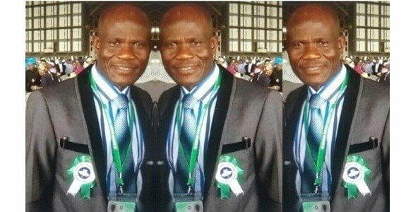 Photo of RCCG Pastor Jamiu Ishola sent to prison for N9m fraud