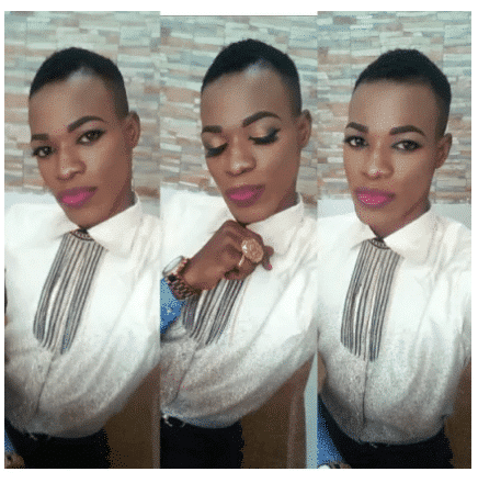 """Photo of """"Bobrisky is fake, he doesn't have a shop in Lekki or Ozone, he just goes there to take pictures"""" – Bobrisky's stylist, Seun"""