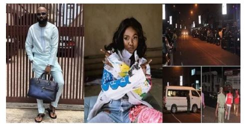 Photo of Simi reacts to Noble Igwe as he defends his stand on fraud
