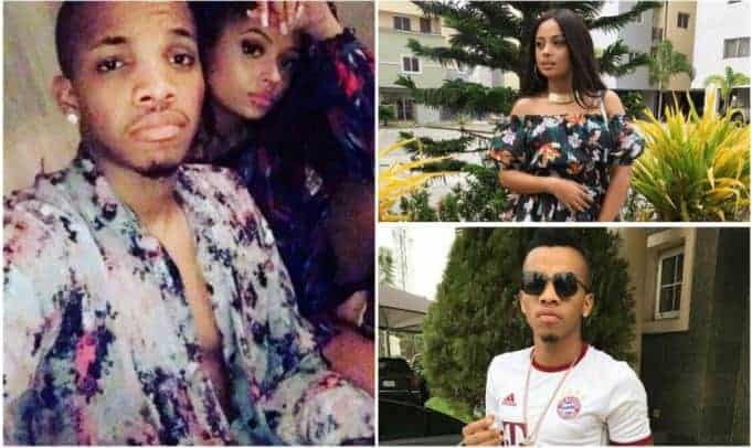 Photo of Tekno and Lola Rae welcome a baby