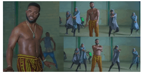 """Photo of Lady blasts Falz for using ladies in Hijab to dance in his trending """"This Is Nigeria"""" video"""