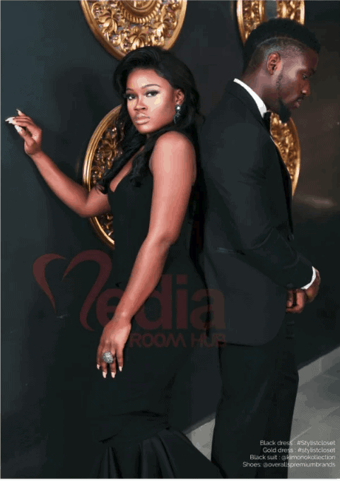 Photo of Tobi Bakre indirectly shades Cee-C with Adekunle Gold's 'Damn Delilah' song