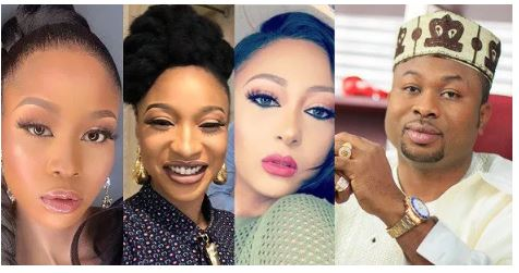 Photo of Rosy Meurer & Lily Afegbai shade Tonto Dikeh over her marriage