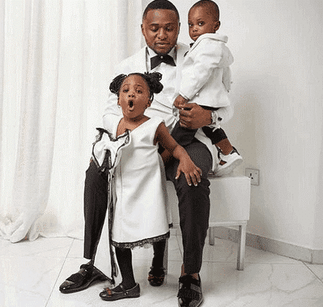 Photo of Ubi Franklin expresses regret about the way he had his kids