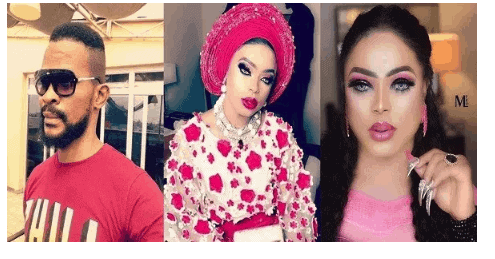 Photo of Bobrisky slams Uche Maduagwu for saying he is looking for his lost gender
