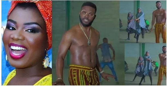 "Photo of US based Nigerian performer, Adeniji Jemiriye blasts Falz over ""This Is Nigeria"" video"