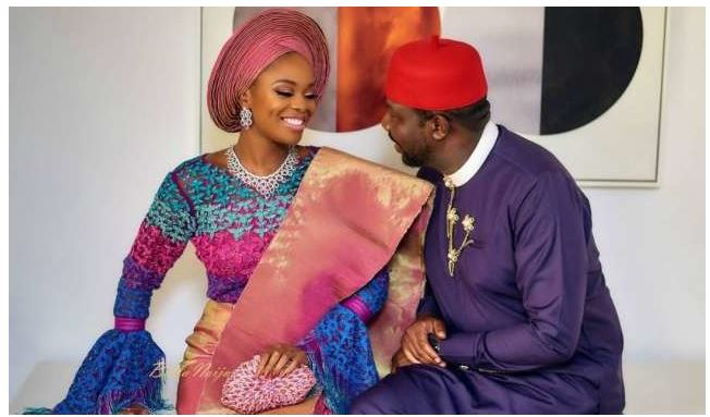Photo of My husband's children wept when told I was going to marry their father – Actress Zainab Balogun