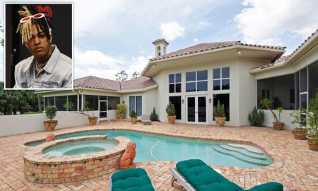 $1.4m mansion owned by rapper XXXtentacion