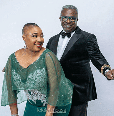 Photo of Nigerian couple celebrate 30th wedding anniversary in sweetest way (photos)