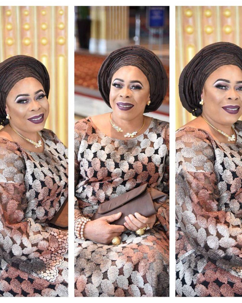 Toyin Adewale celebrates her birthday with lovely photos
