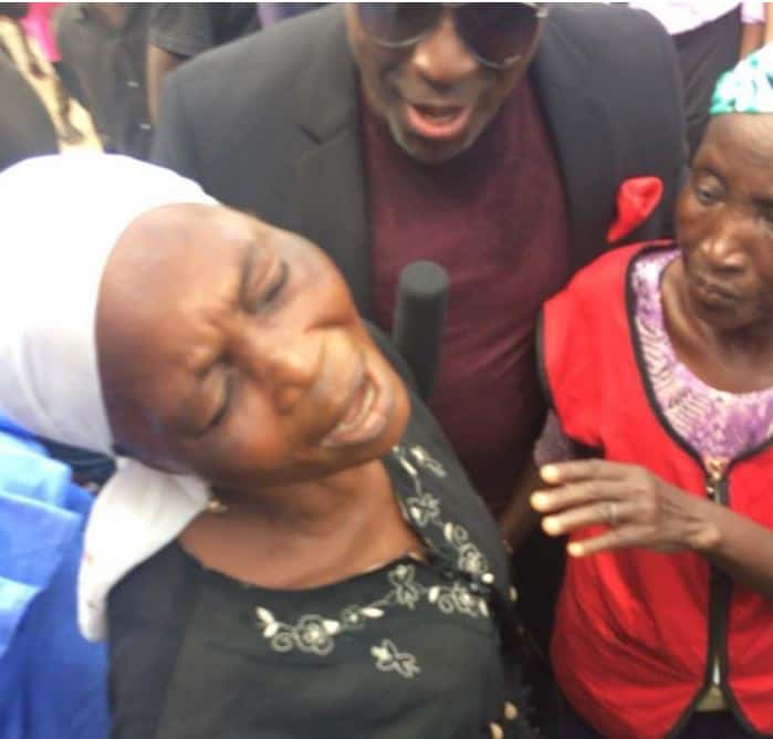 Photo of 70 year old woman wins N1m in TV show