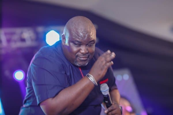 Photo of Big Bolaji talks about his wedding night and more