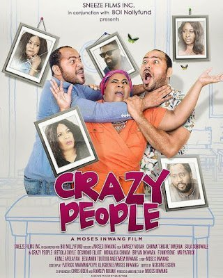 Photo of KFB Movie Review: Ramsey Noah's 'Crazy People' turned our sugar popcorn(s) into tasteless fluff