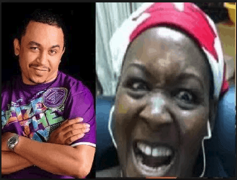 Photo of Daddy Freeze reacts to Kemi Olunloyo's conversion to Islam