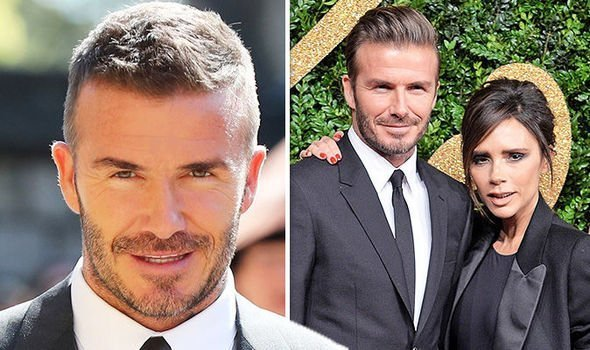 Photo of David Beckham reacts to his alleged divorce reports