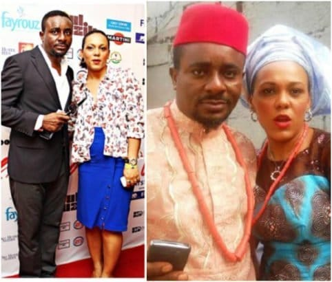 Photo of Emeka Ike, shades his Ex-wife in his Father's Day message, advises other Fathers  (photos)