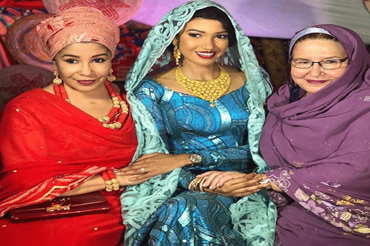 Hauwa & Meram Indimi wedding