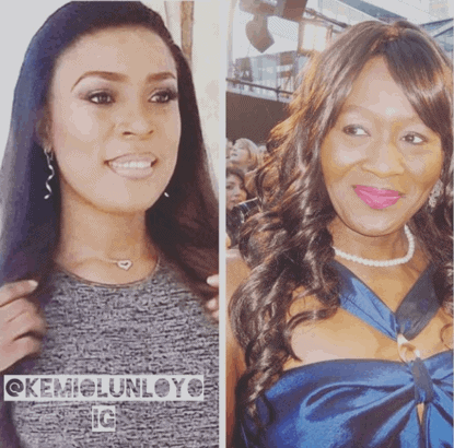 "Photo of ""Linda Ikeji never entered a hospital"" – Kemi Olunloyo and Laura Ikeji trade words on social media"