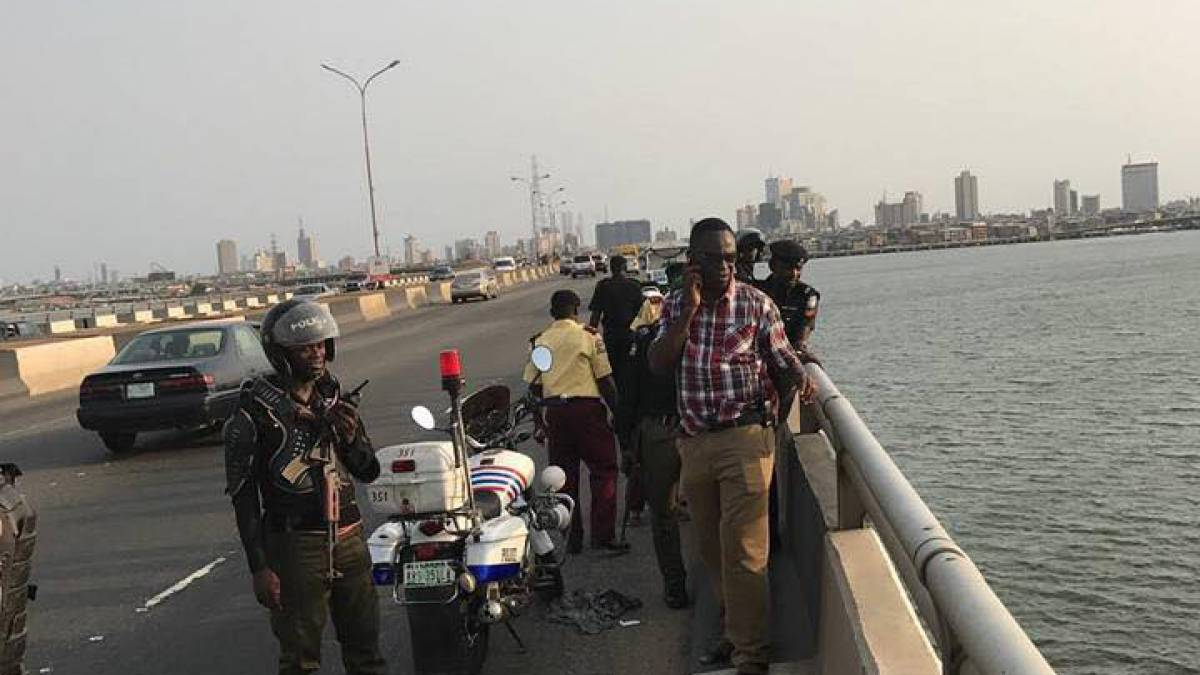 Photo of Another suicide case: LASU student jumps into Lagos lagoon