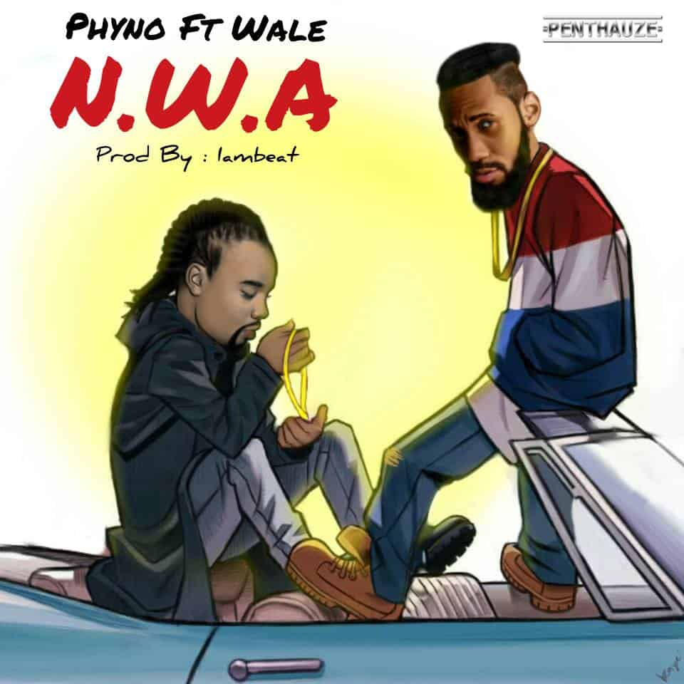 Photo of Phyno releases new music N.W.A feat. Wale