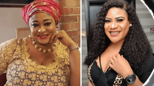 Photo of Nkechi Blessing shades Ronke Oshodi Oke who blasted celebrities for showing off on social media