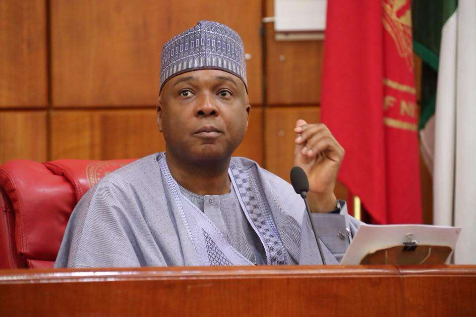 Photo of Transcript of the confession made by the gang leader of Offa robbery concerning Saraki