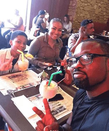 Photo of Fans criticize family reunion photos of Daniel Ademinokan, Doris Simeon and son…call Stella Damasus names
