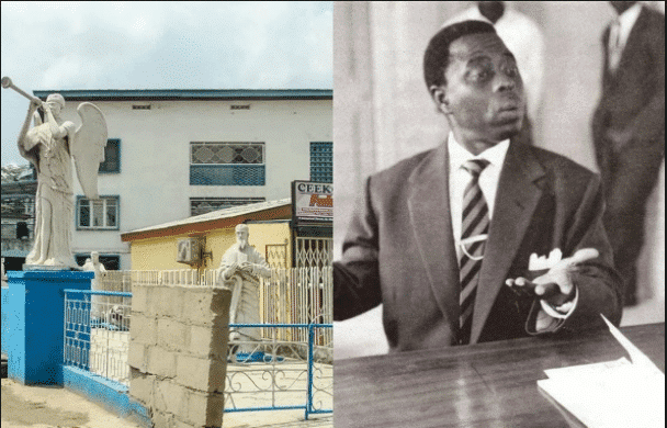 Photo of Dad never collected tithe, offering from his congregation — Jesu Oyingbo's daughter