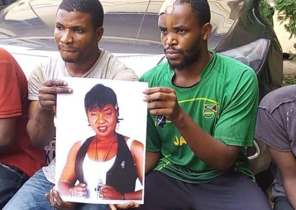 Photo of This man killed his married lover just to get her Jeep (Photo)