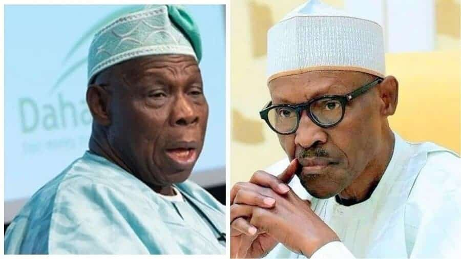 Photo of God will help us defeat Buhari in 2019 – Obasanjo