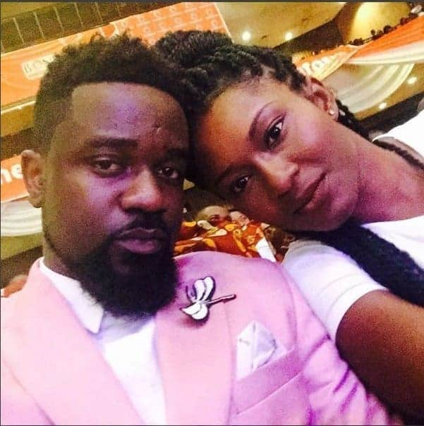 Sarkodie to tie the knot next month as he does introduction with fiance