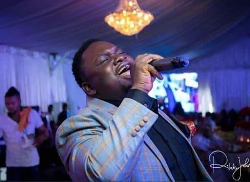 Photo of Gospel singer, Solomon Lange survives terrible car crash