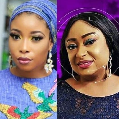 Photo of Liz Anjorin slams Ronke Oshodi Oke, calls her a jobless beggar