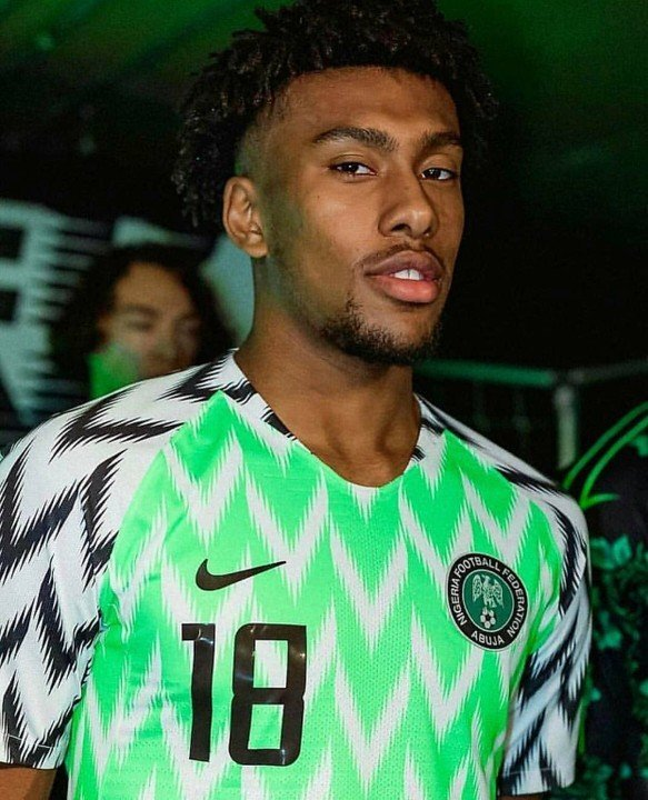 Photos of the most handsome Super Eagles players for Russia 2018