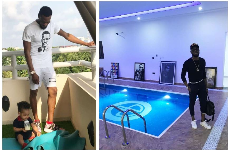 Photo of What police discovered when they visited D'banj's house in Ikoyi