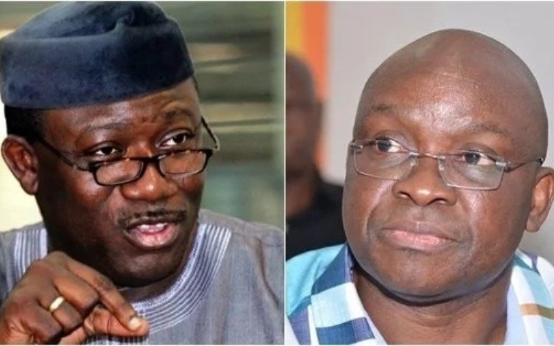 Photo of Voting APC is inviting killer herdsmen – Fayose warns Ekiti people