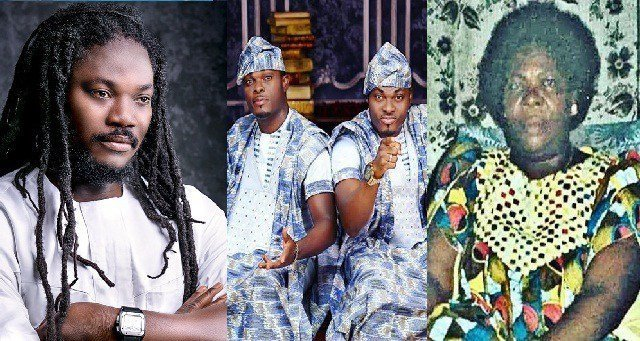 Photo of Mamuzee twins finally reply Daddy Showkey over their mother's death