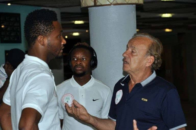 Rift between Mikel Obi and Onazi divides Super Eagles