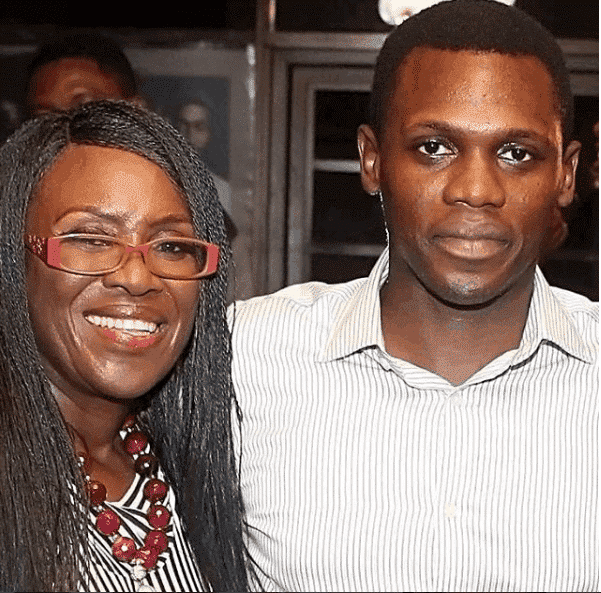 Photo of Joke Silva showers sweet words on her son on his 30th birthday