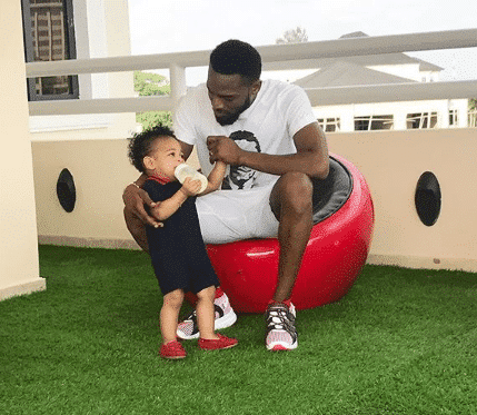 D'banj was away in LA for the 2018 BET Awards when his son drowned