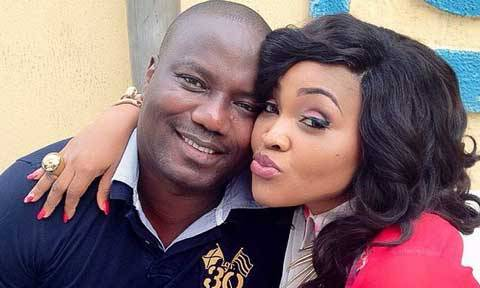 Photo of Mercy Aigbe's estranged husband, Lanre Gentry to run in Osun guber election