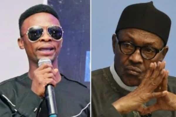 Comedian I Go Dye writes Buhari, asks president to jail Babangida