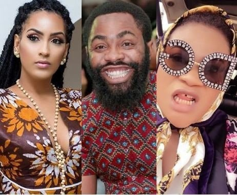 Photo of Your mates are either dead or useless like you – Nkechi Blessing fires back at Juliet Ibrahim