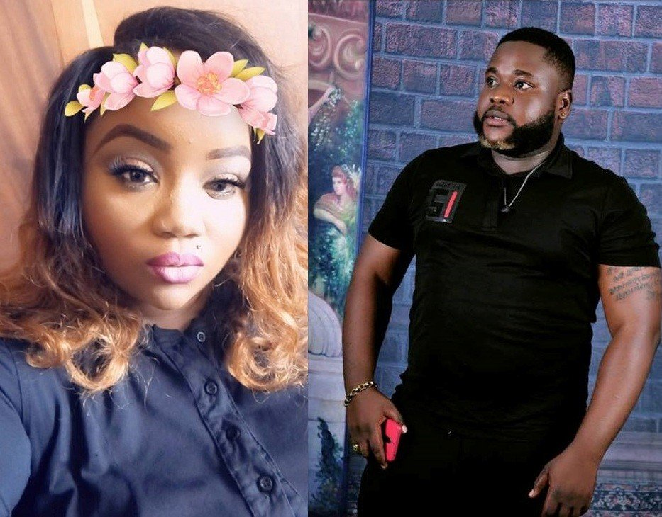 Photo of Nigerian lady calls out Edo 'big boy' Pinto Pedro for allegedly duping her