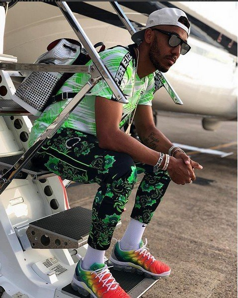 Photo of 2018 World Cup: Pierre-Emerick Aubameyang shows off his style in Super Eagles kits