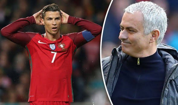 Photo of 2018 World Cup: Mourinho showers praises on Ronaldo for scoring hat-trick against Spain