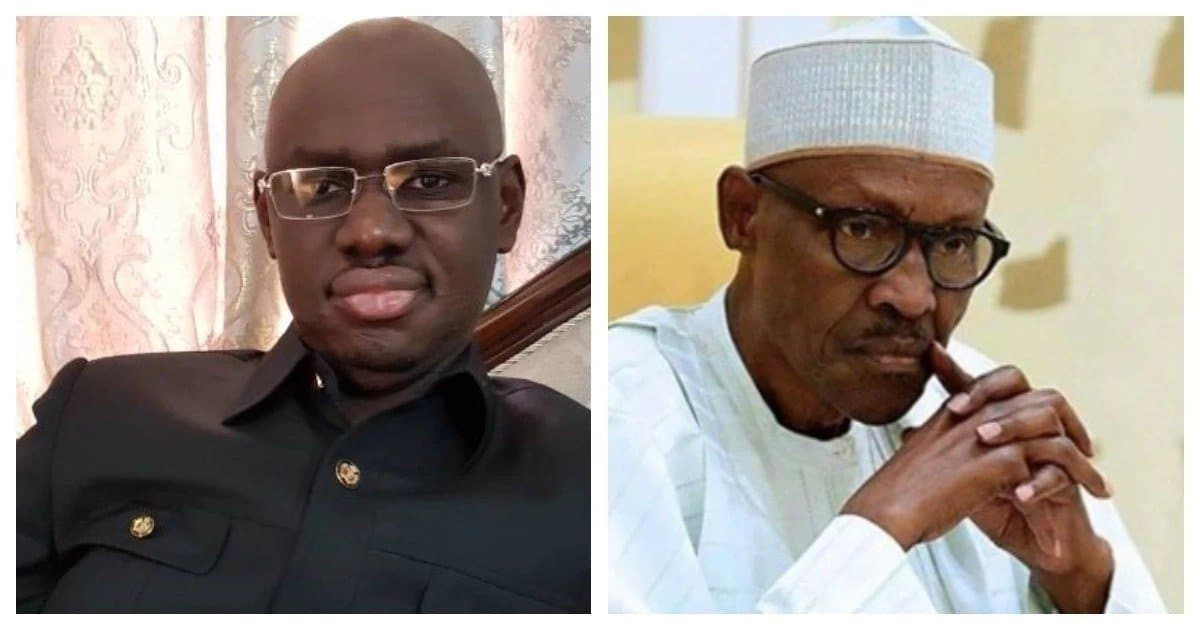 Photo of Timi Frank writes open letter to President Buhari