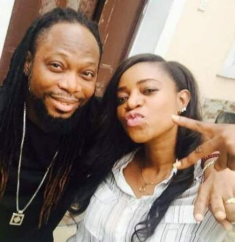 Photo of OJB's third wife calls on Nigerian artists to help with his 2nd year remembrance
