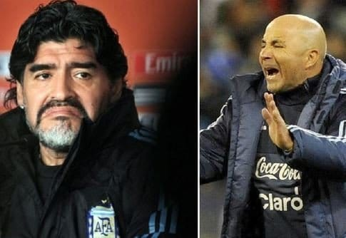 Photo of 2018 World Cup: Don't return home if you lose to Nigeria – Maradona warns Argentina coach