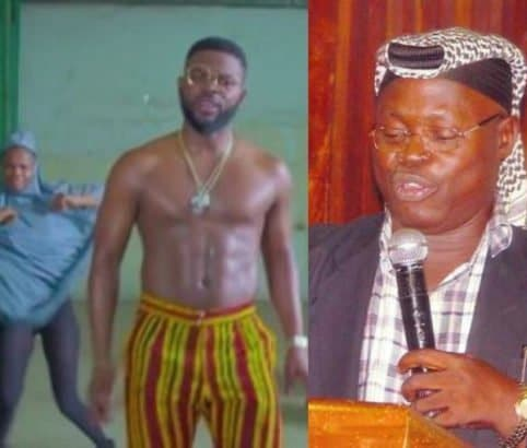 Photo of This is Nigeria: MURIC takes battle against Falz to CAN